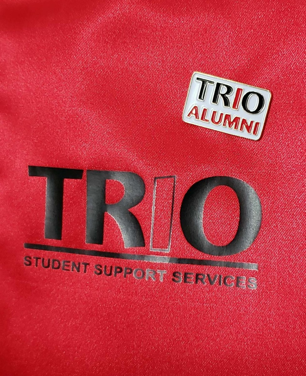 TRIO is a federally funded program geared towards helping students facing additional barriers to graduate from college. It provided me with another strong, supportive network which continues to encourage me after graduation.