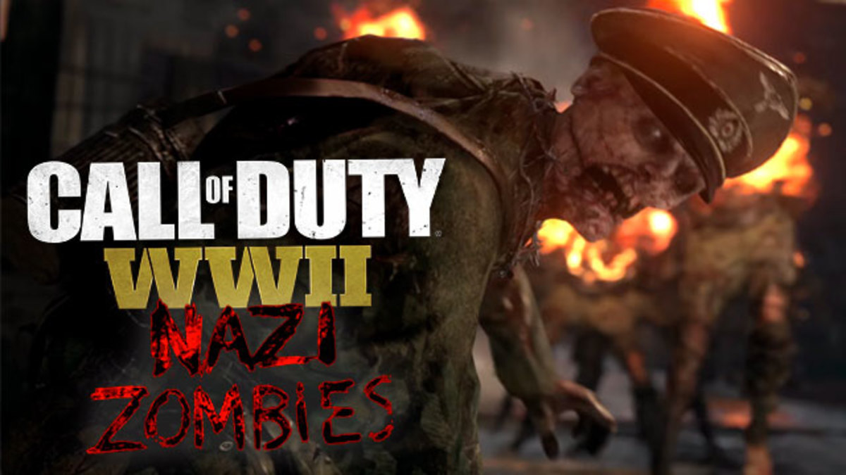 Call of Duty WW2 Zombies: How to Upgrade Weapons & High Round Tips