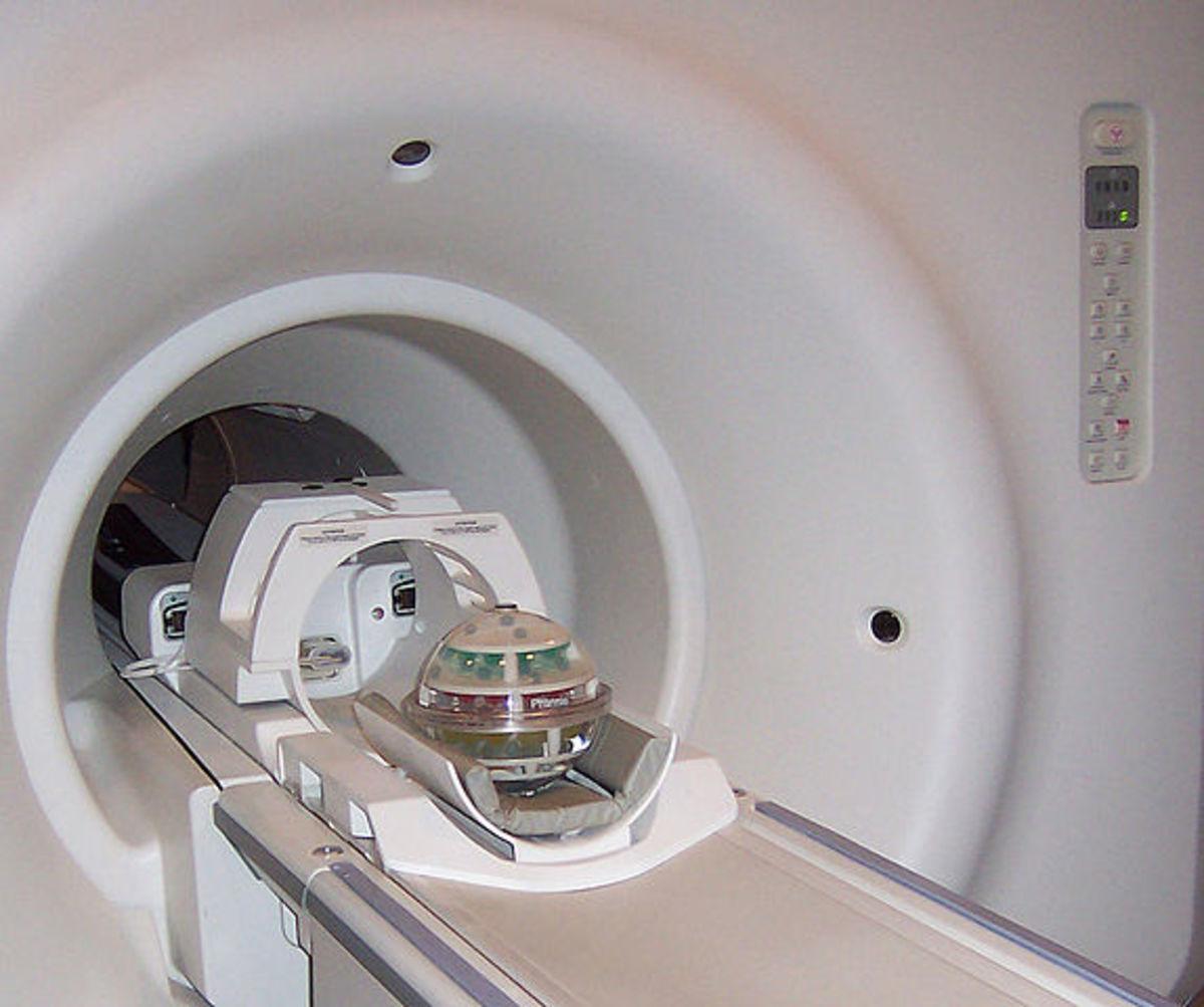 An MRI