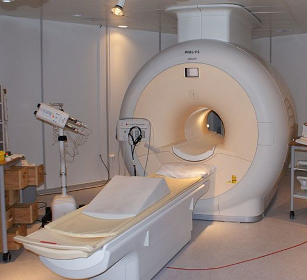 A Philips MRI