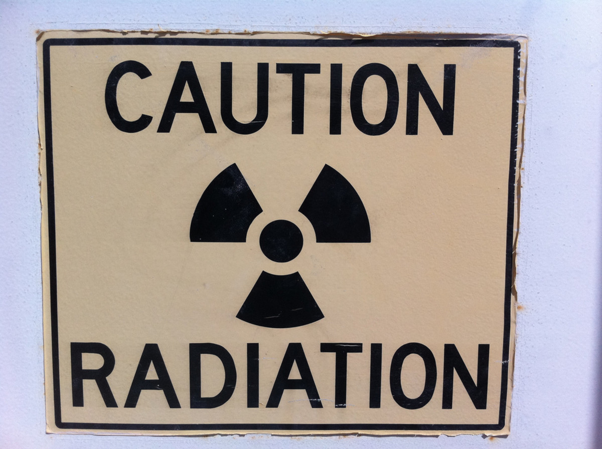 Radiation risks of scans