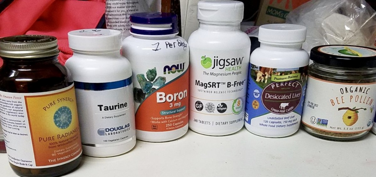 Other Daily Supplements Taken To Improve Gut Heath