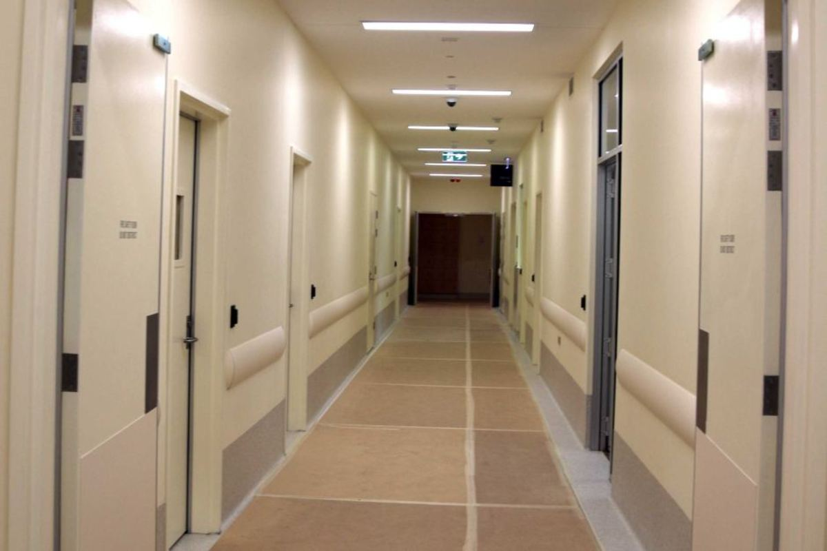 When Do Prescribed Safety Measures in a Psychiatric Unit Become Restrictive Punishment?