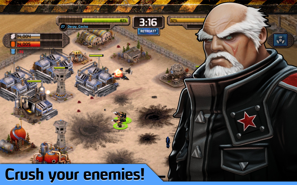 10 Best Android Real-Time Strategy Games | LevelSkip