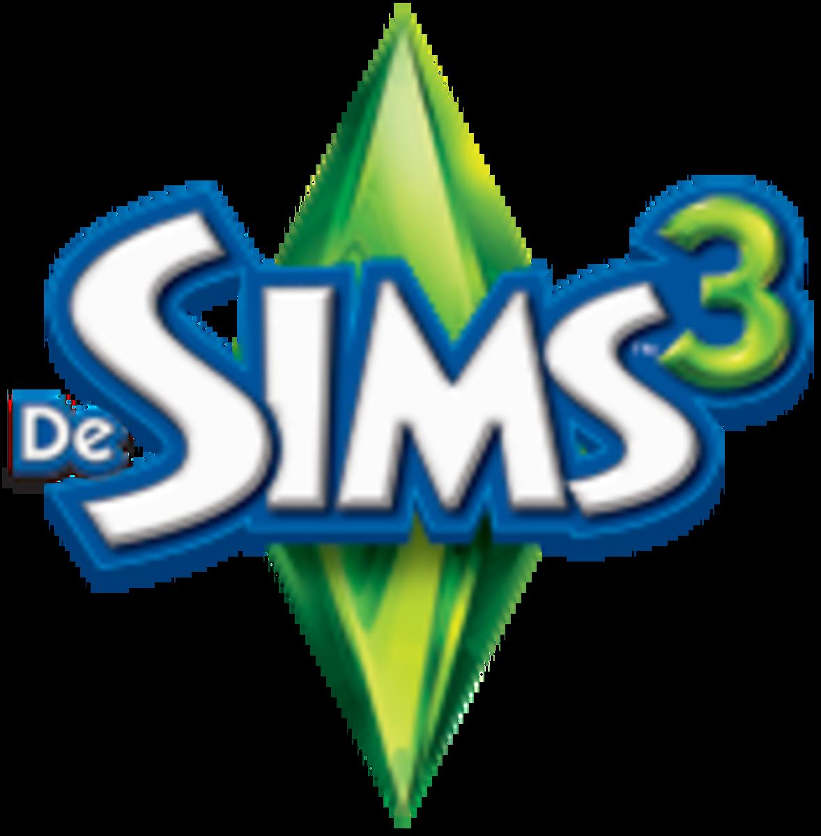 """""""The Sims 3"""" Logo"""