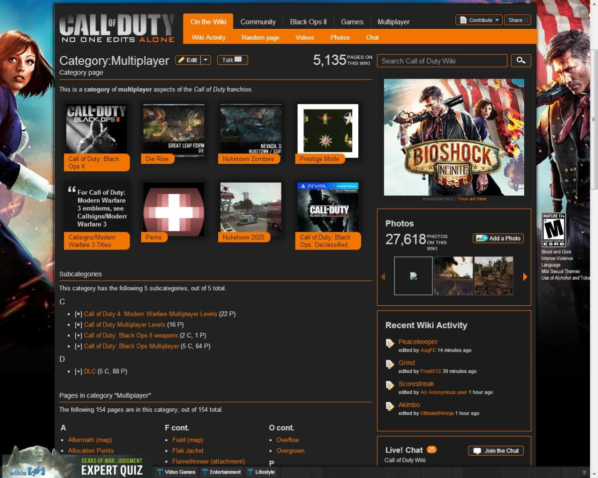 There are resources online for both singleplayer and multiplayer video games.