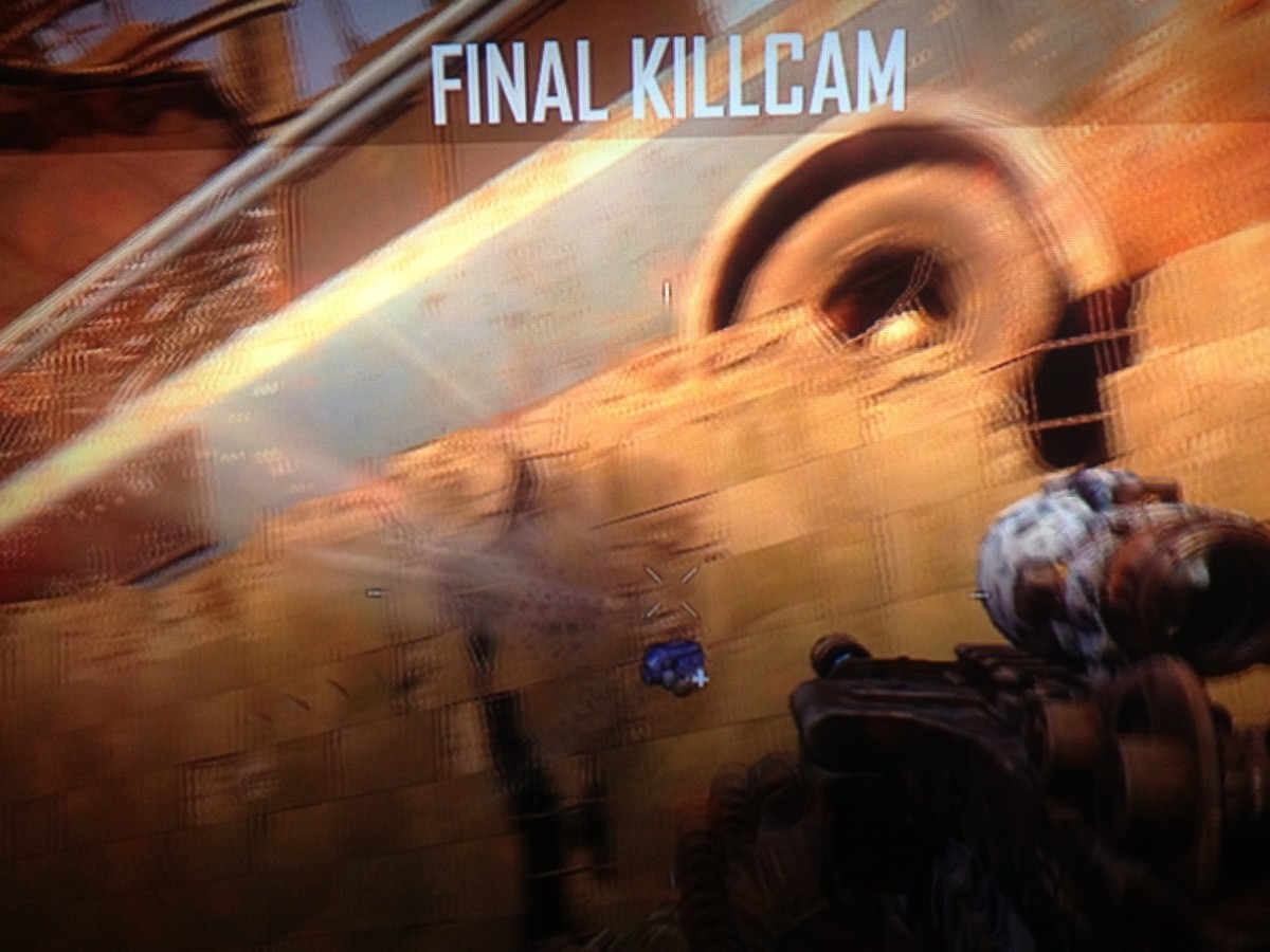Final Kill Cam complete.