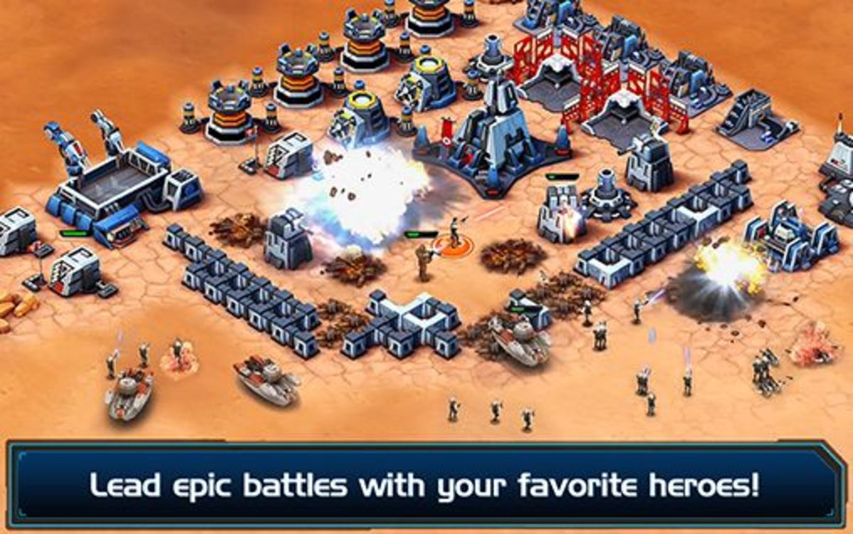 """Fans of both """"Star Wars"""" and """"CoC"""" will be thrilled with this game."""