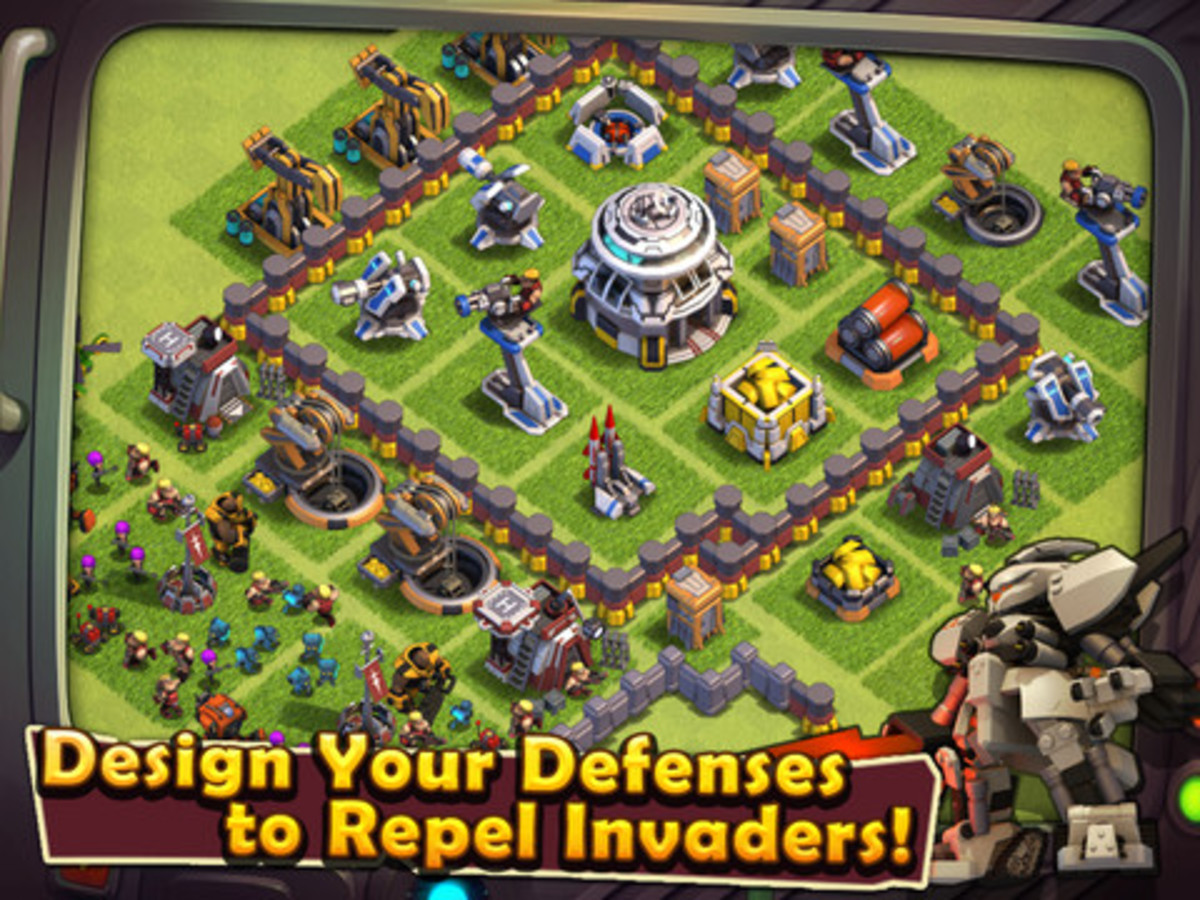 """If you're looking for a tower defense game with """"CoC""""-like gameplay, try """"Pocket Fort."""""""