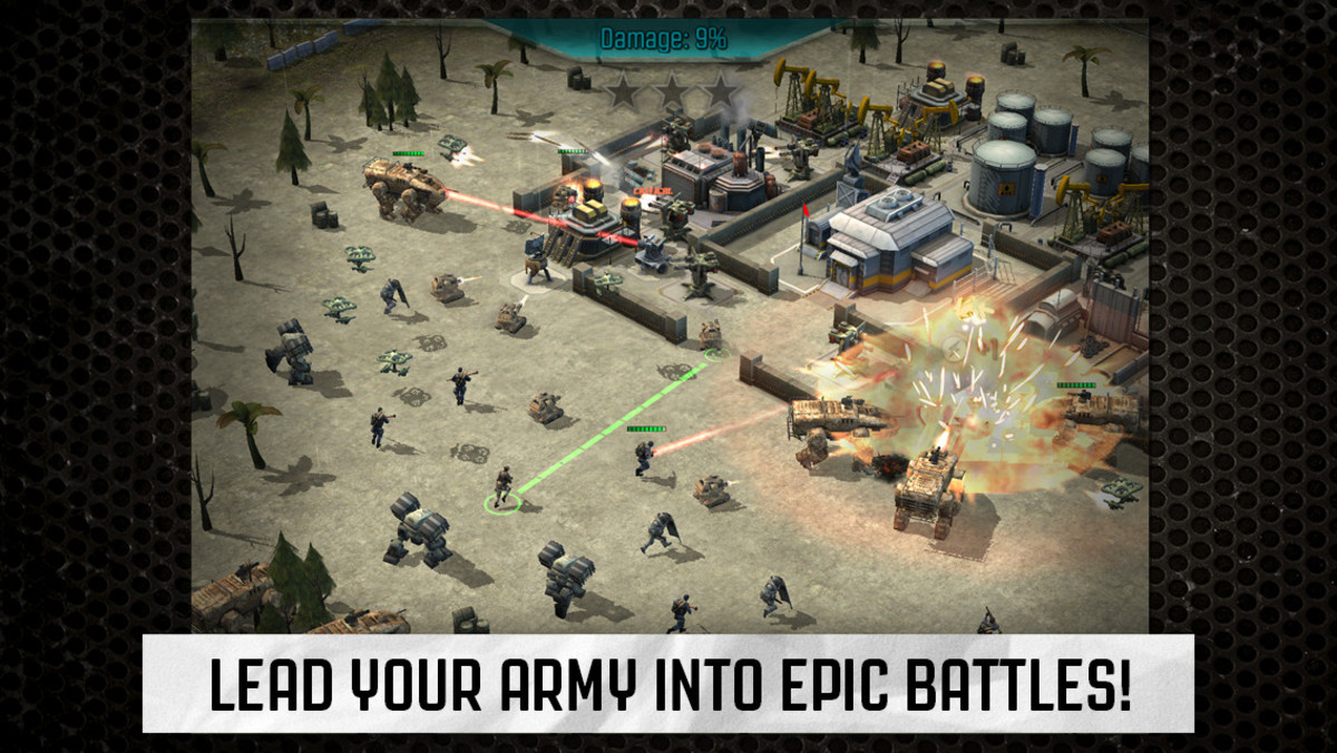 """""""Call of Duty"""" goes mobile with """"Heroes."""""""