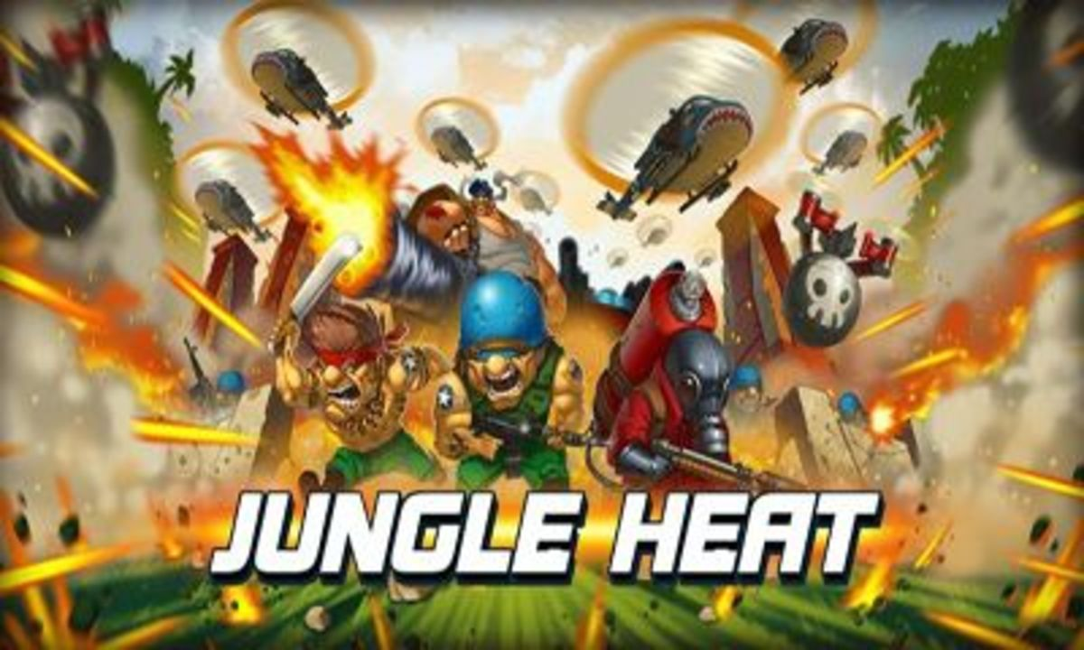 """""""Jungle Heat"""" has simple, entertaining battles and an action-movie feel."""