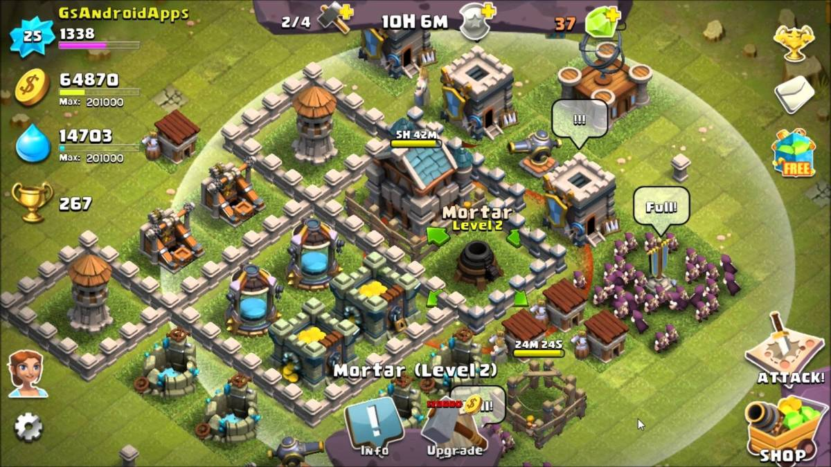 9 Must-Play Games Like Clash of Clans   LevelSkip