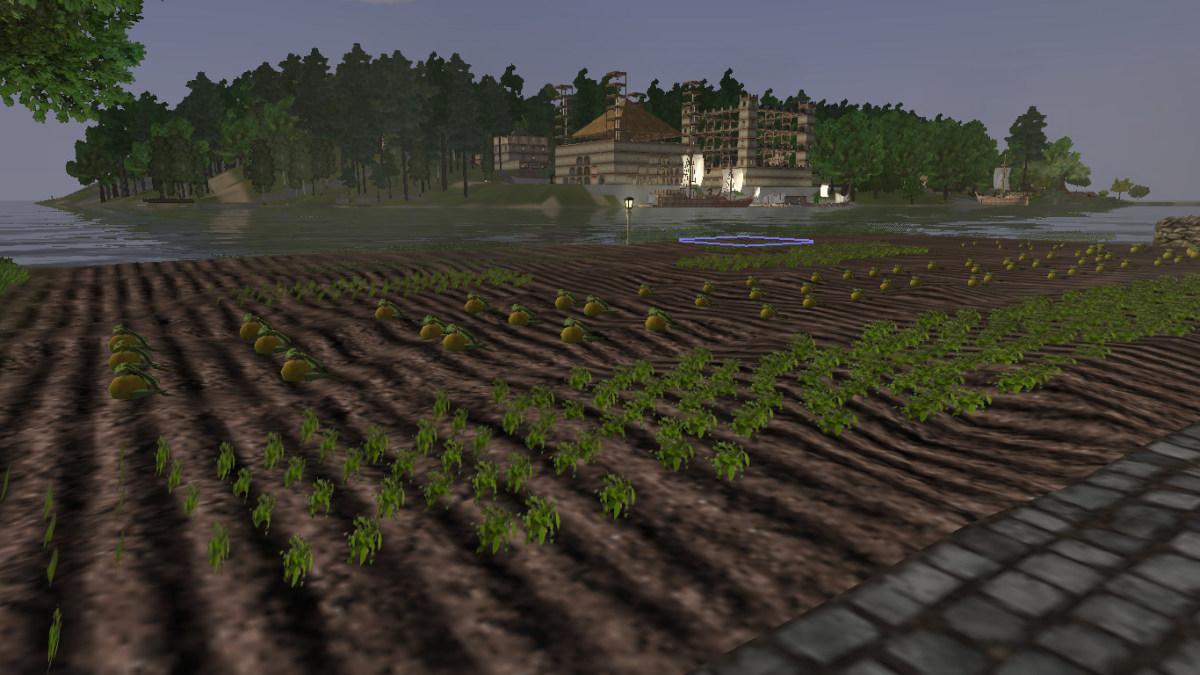 A nice little farm.