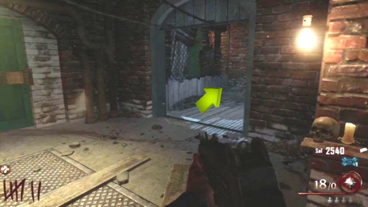 How To Build The Zombie Shield In Alcatraz Motd Call Of