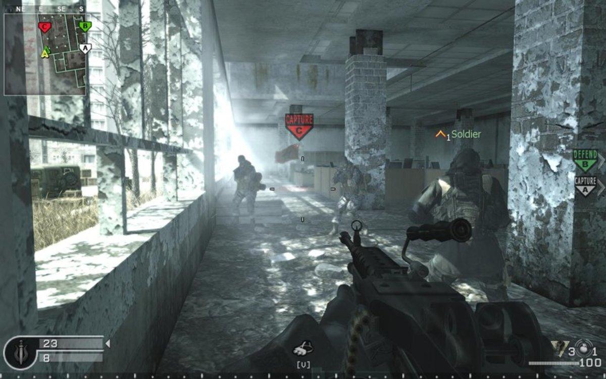 """""""Call of Duty 4: Modern Warfare"""""""