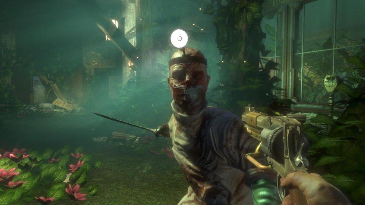 games-like-bioshock