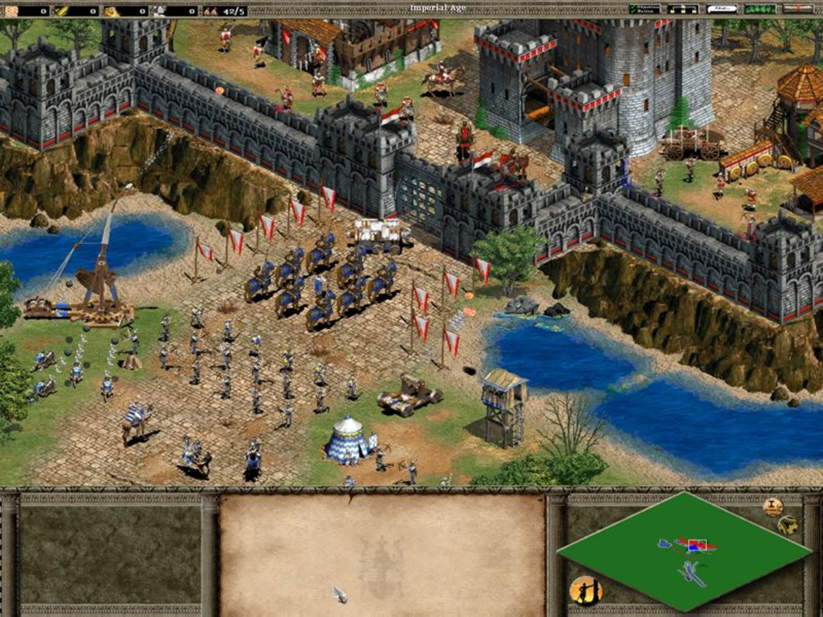 """Age of Empires 2"""