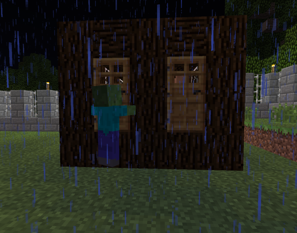 """How to Zombie-Proof Your Village in """"Minecraft"""" - LevelSkip"""
