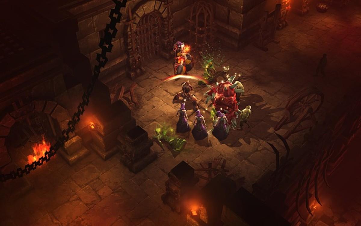 "Screenshot from ""Diablo 3."""