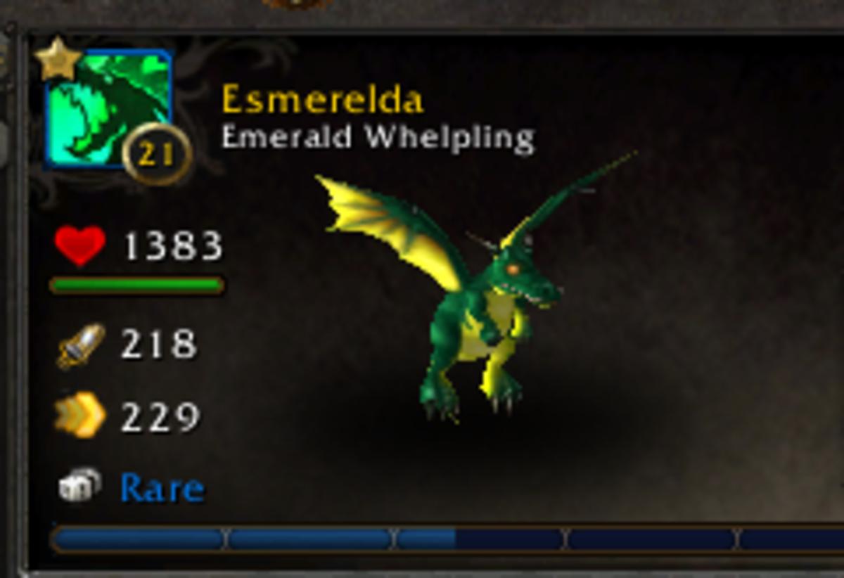 Emerald Whelpling