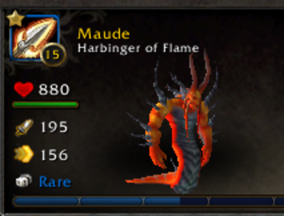 Harbinger of Flame