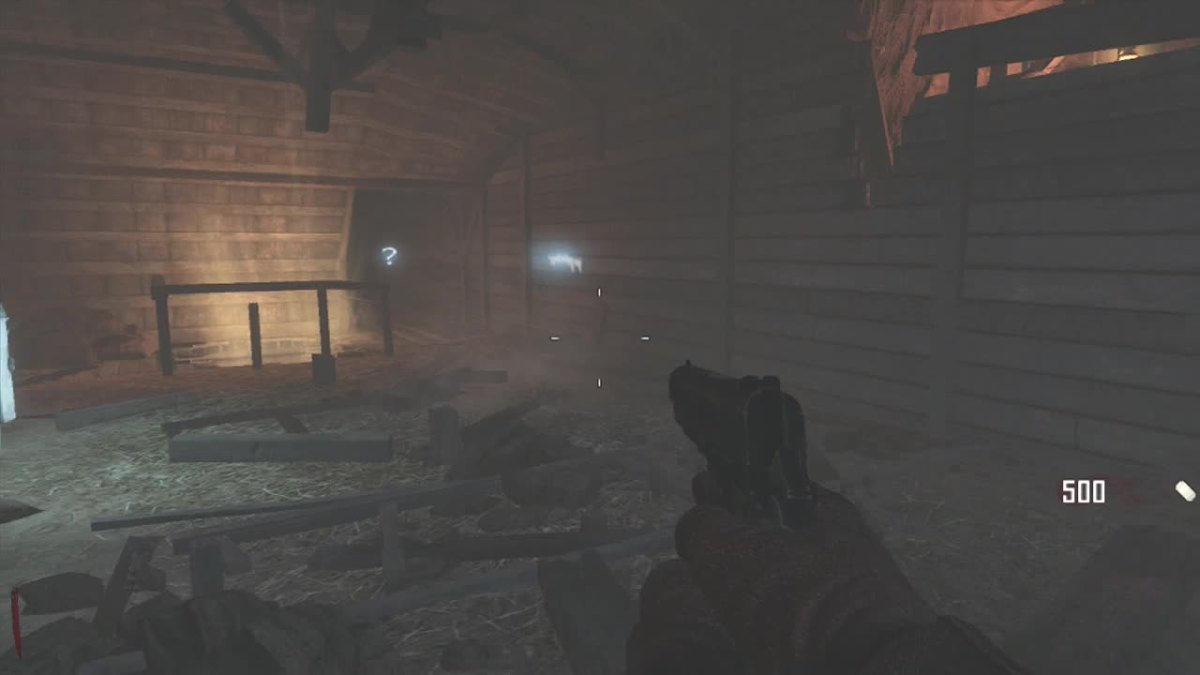 The Remington is in the tunnel and has a question mark next to it.