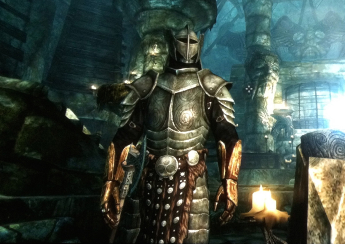 Heavy Armor is essential to a Paladin's defense.