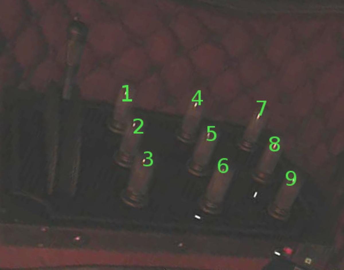 Numbering The Bulbs