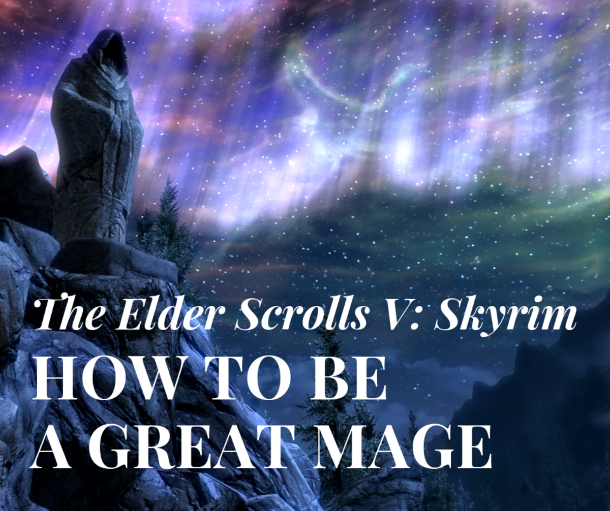 This guide provides all you need to create a great mage character.