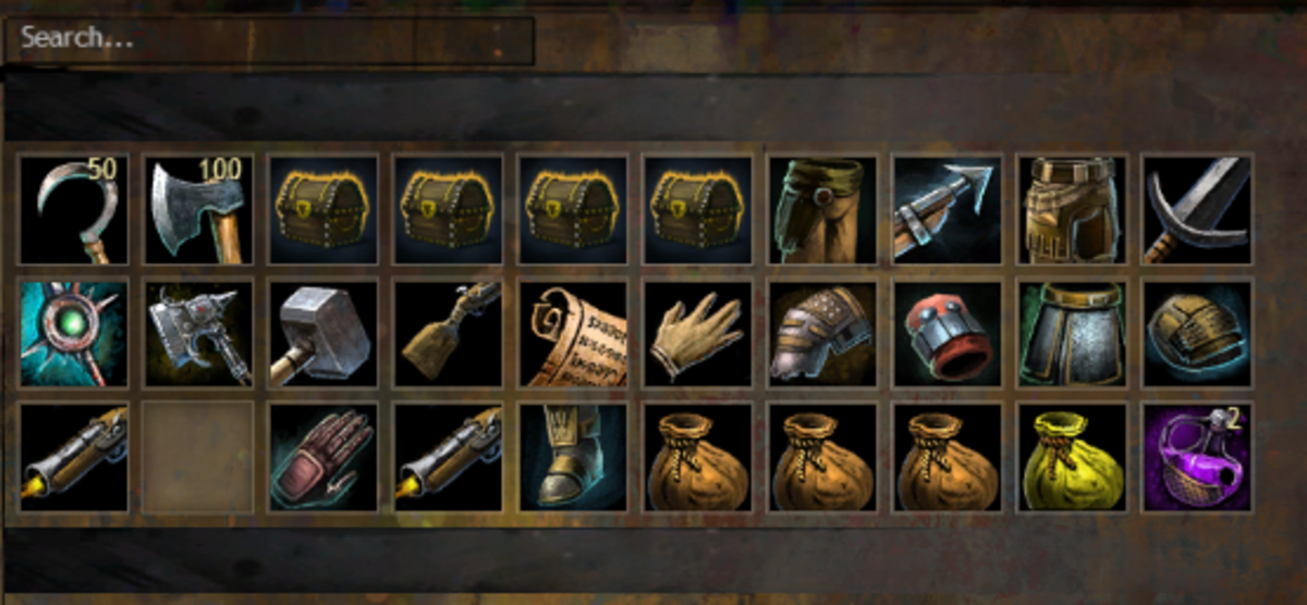 GW2: Total unexpanded bank space... Yep, that's it.
