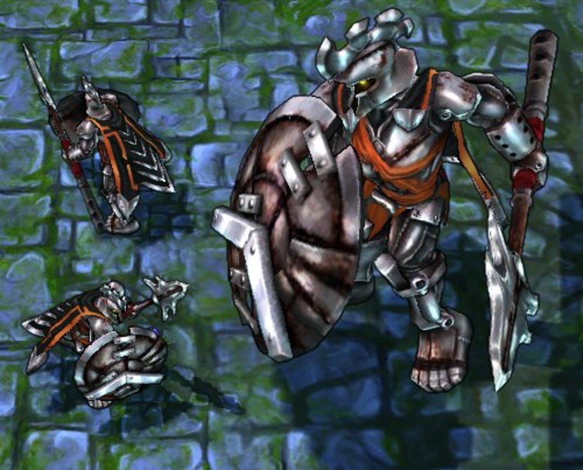 Full Metal Pantheon, in game, LoL