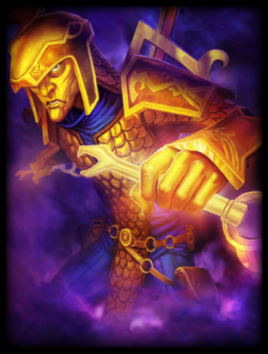 Gold Loki