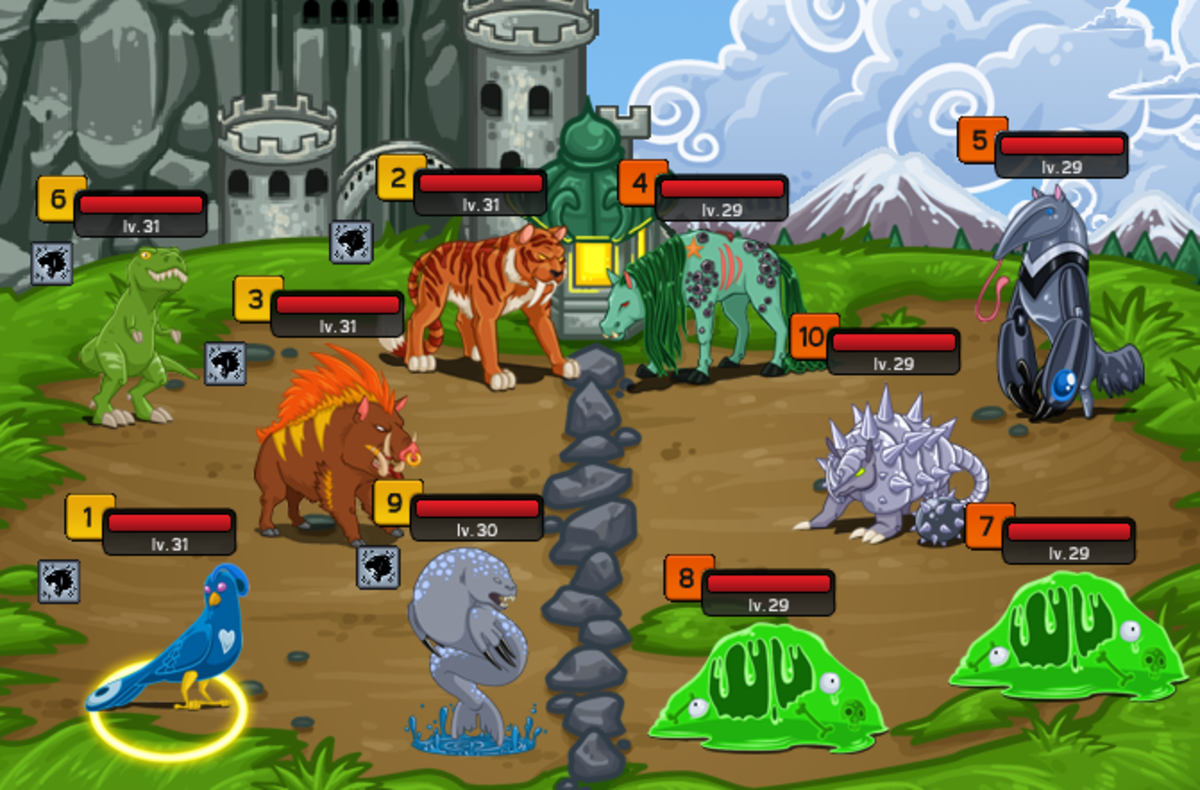 min-hero-tower-of-sages-walkthrough