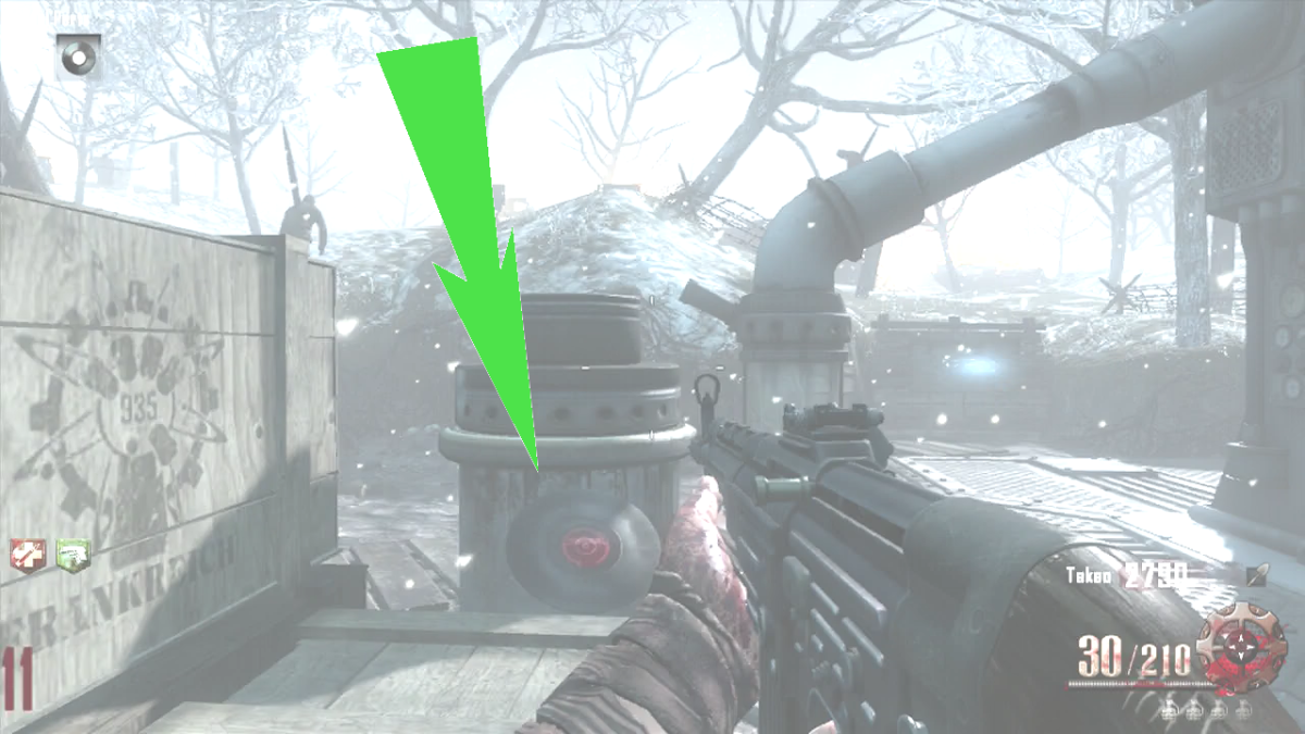 Staff Of Fire In Origins Call Of Duty Black Ops 2