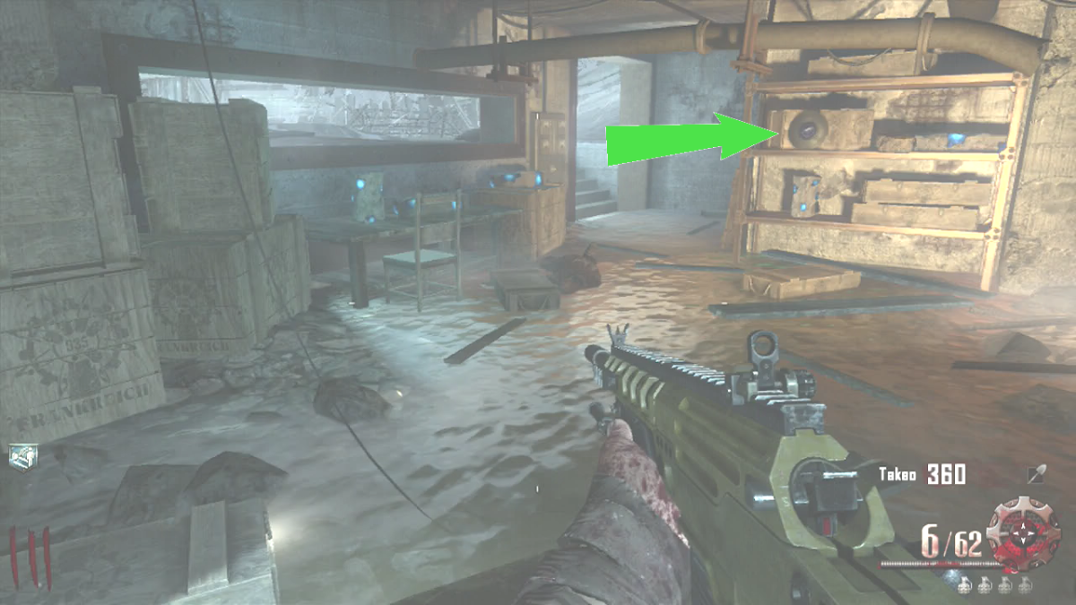 The Staff Of Ice In Origins Call Of Duty Black Ops 2