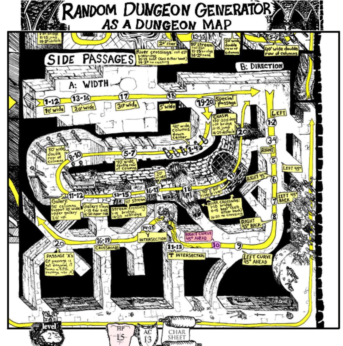 dungeon-robber-walkthrough