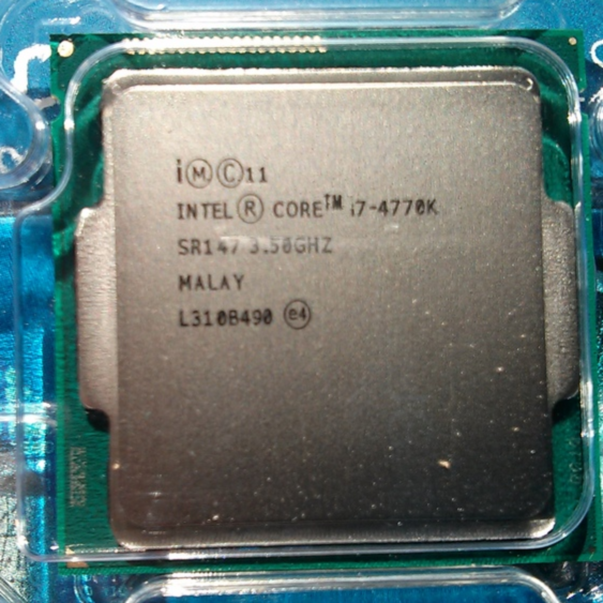 While we decided upon the Intel's i7-4790k, it may not be the right choice for everyone in this price range. Some may even opt for a LGA 2011 X99 solution in the i7-5820k
