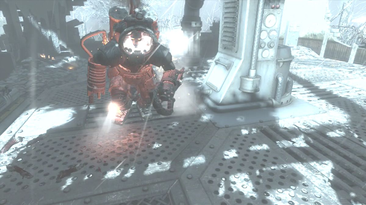 Take Panzer Soldat down quickly with the upgraded Ray Gun Mark 2.