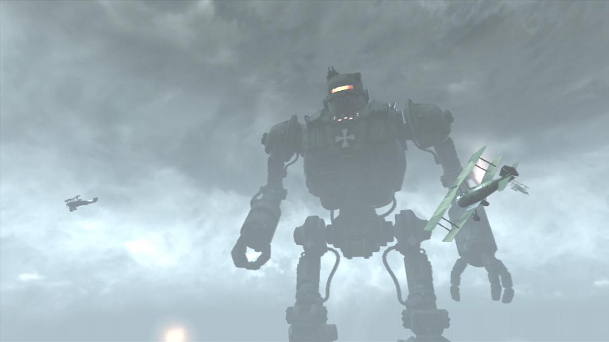 Origins Black Ops 2 Robot