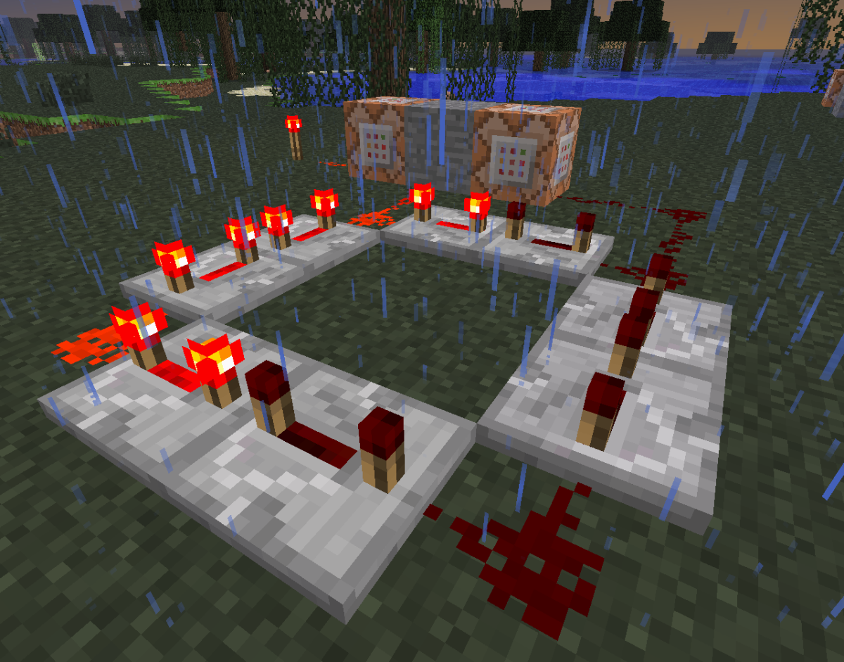 how to use command blocks in minecraft pc
