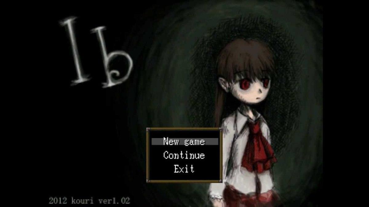 IB J-Horror Game