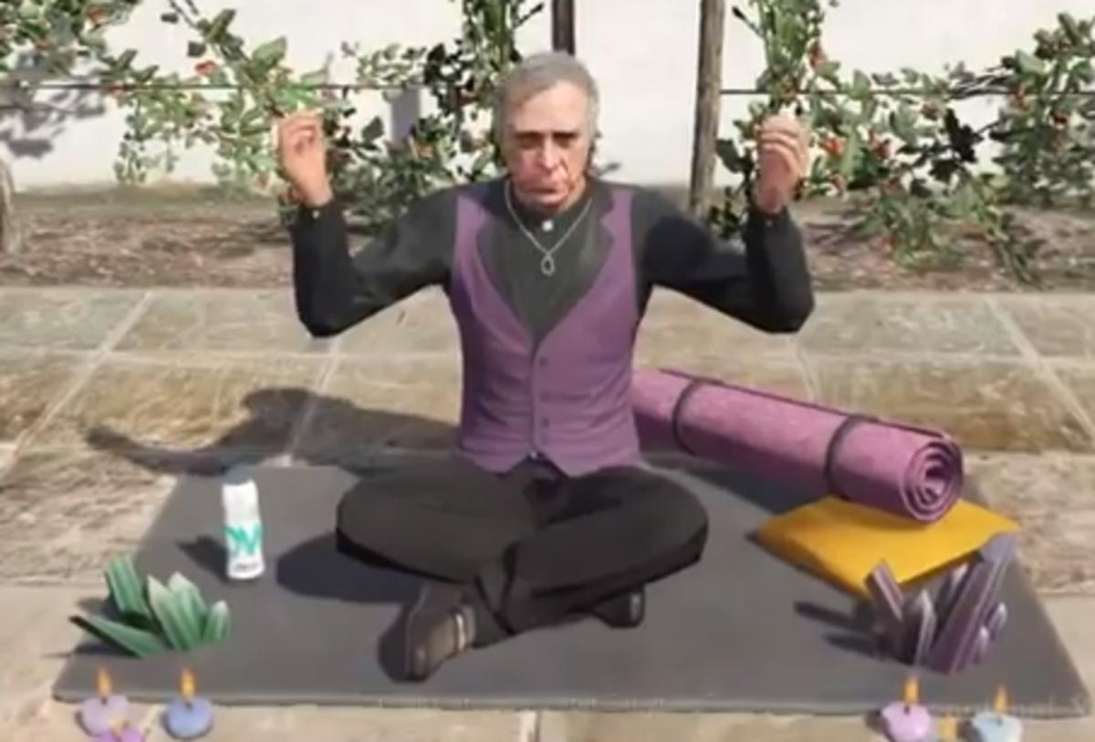 Grand Theft Auto V Walkthrough: Letter Scraps Locations