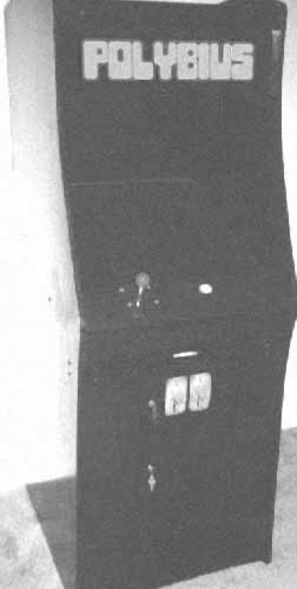 Alleged 1980's photo of Polybius
