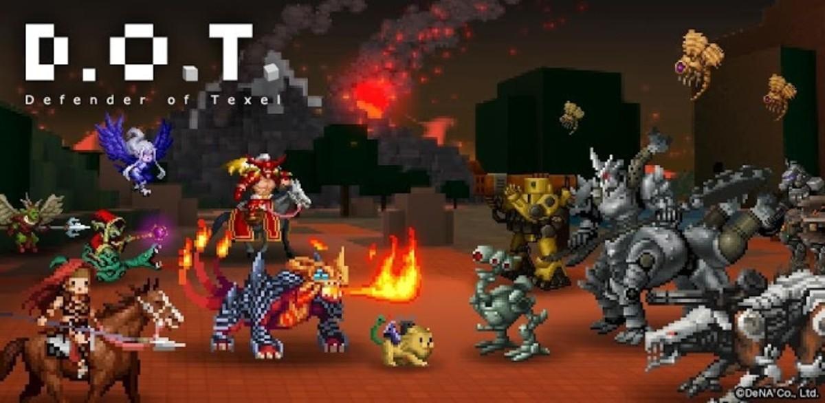 Brilliantly Designed 8-Bit Monsters.