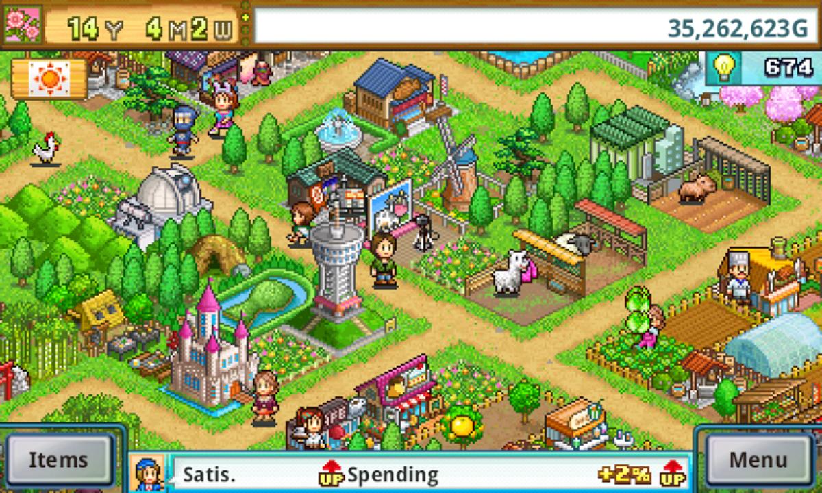 Build your own Pixel Farm
