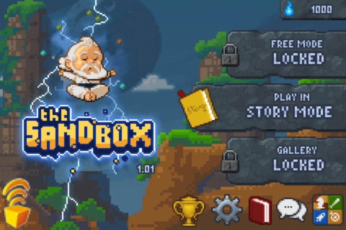 God-level Game!