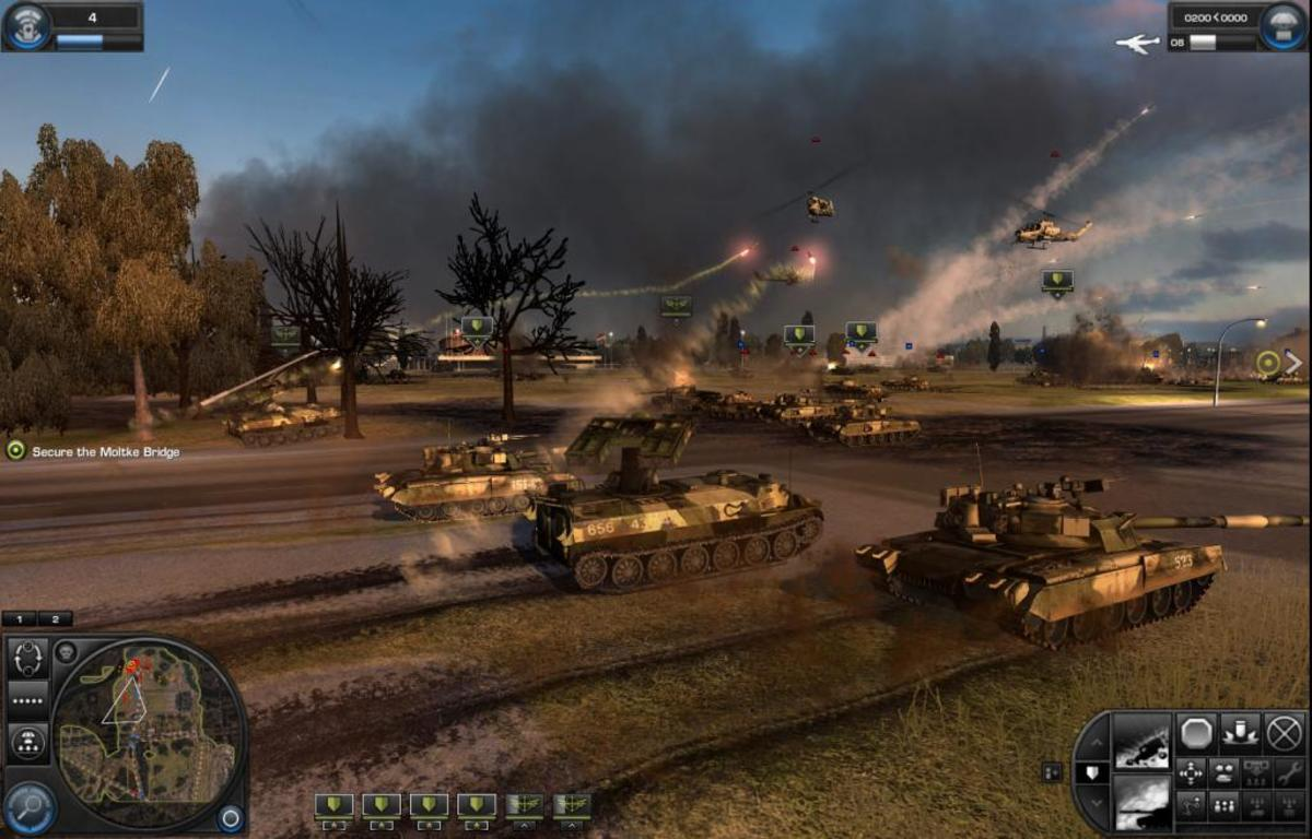 Image from World in Conflict.