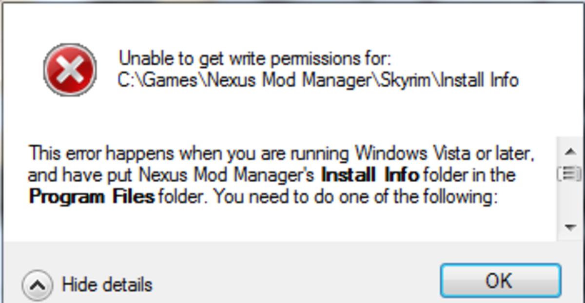 nexus mod manager not downloading fix