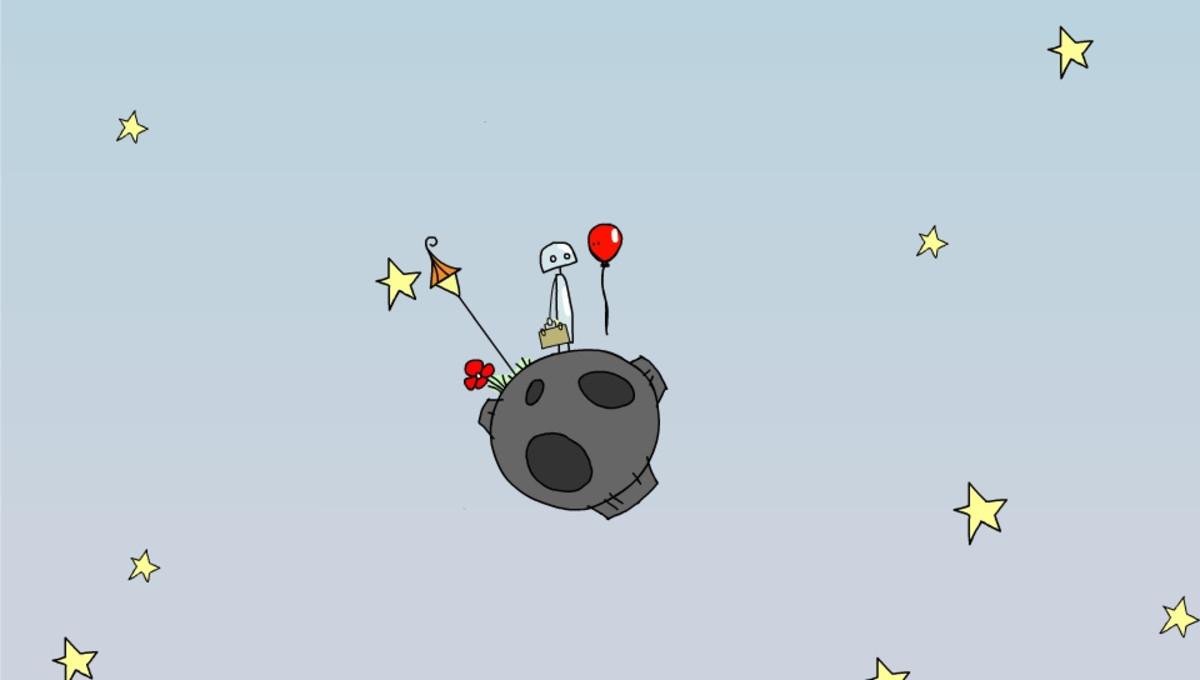 """""""Doki Doki Universe"""" Screenshot"""