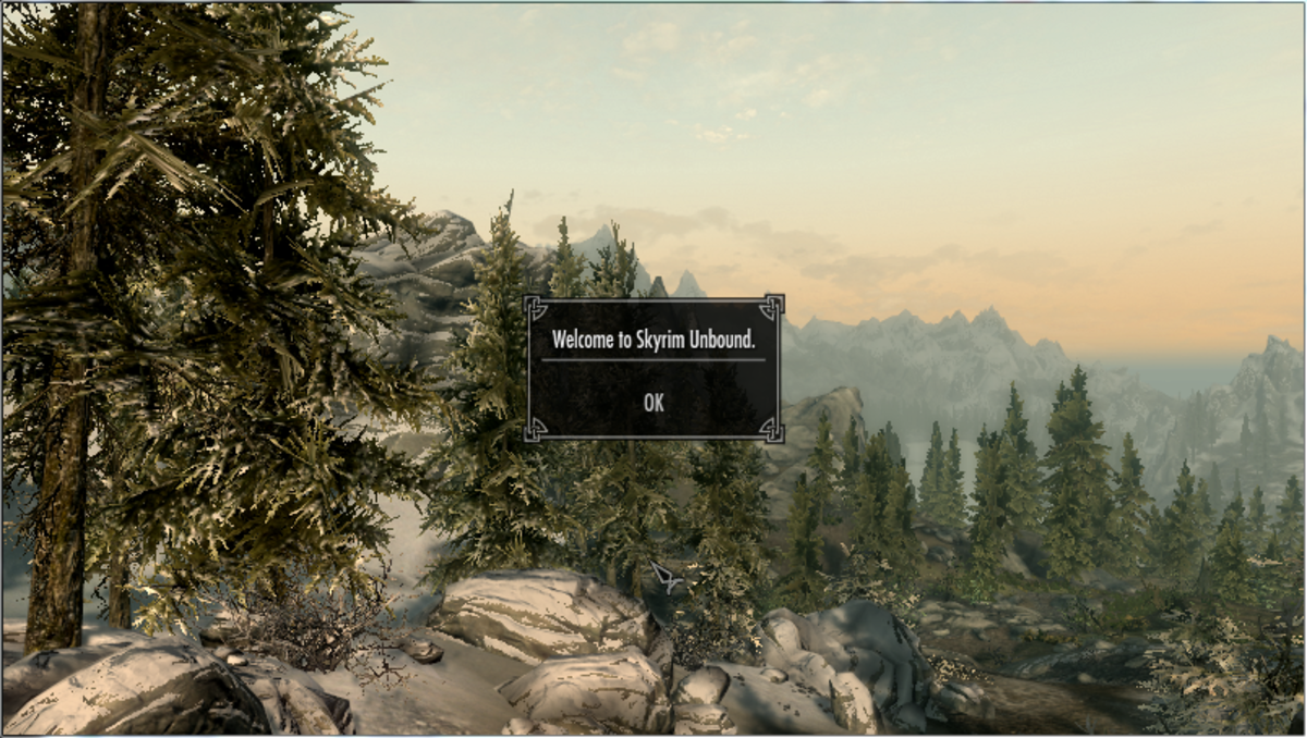 Welcome to Skyrim Unbound.